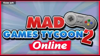 Mad Games Tycoon 2 Game - How to download - New (Online- Multiplayer)