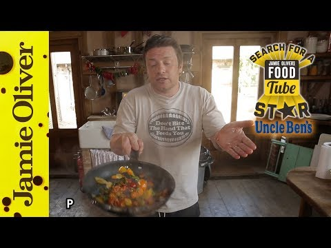 How to present like a boss | Jamie Oliver & Uncle Ben's