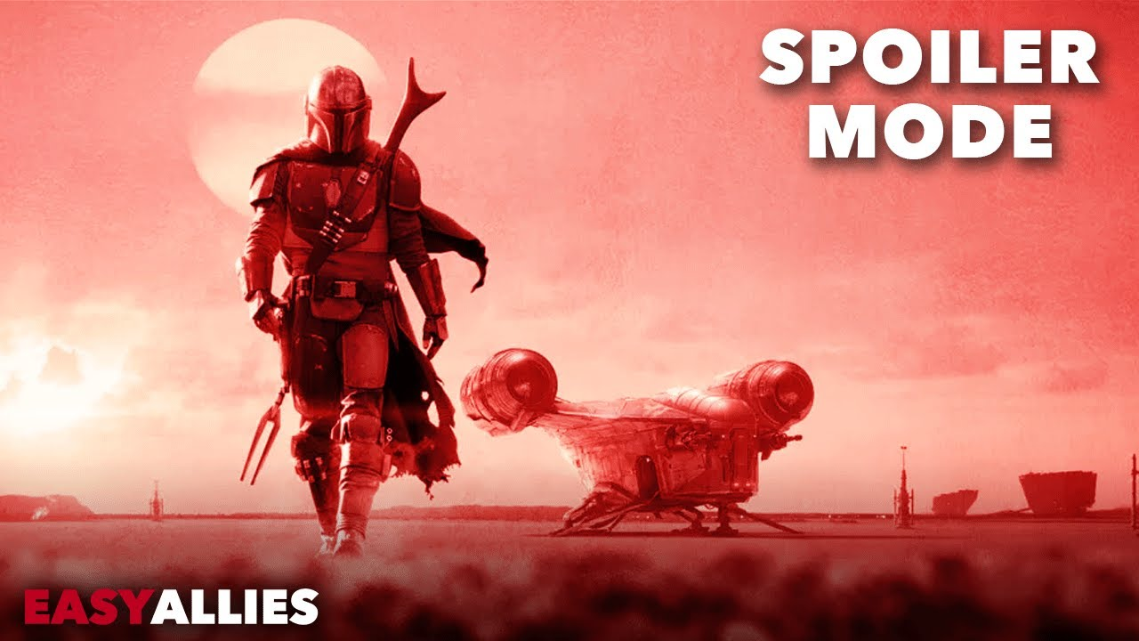 Spoiler Mode - The Mandalorian Season 1 - Before we dive into Season 2, let's take a look back on the dawn of Disney+ and the launch of the Baby Yoda phenomenon. Brandon and Brad have had plenty of time