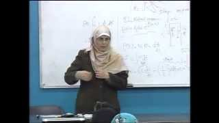 Lecture 18: Natural Response RL circuits