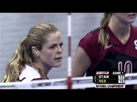 Nebraska vs Stanford 2006 NCAA finals [Set 1]