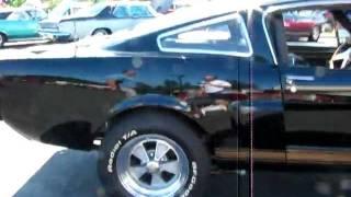 """1965 Ford GT 350H hertz rent-a-racer ! beautiful local car !  """"hertz"""""""
