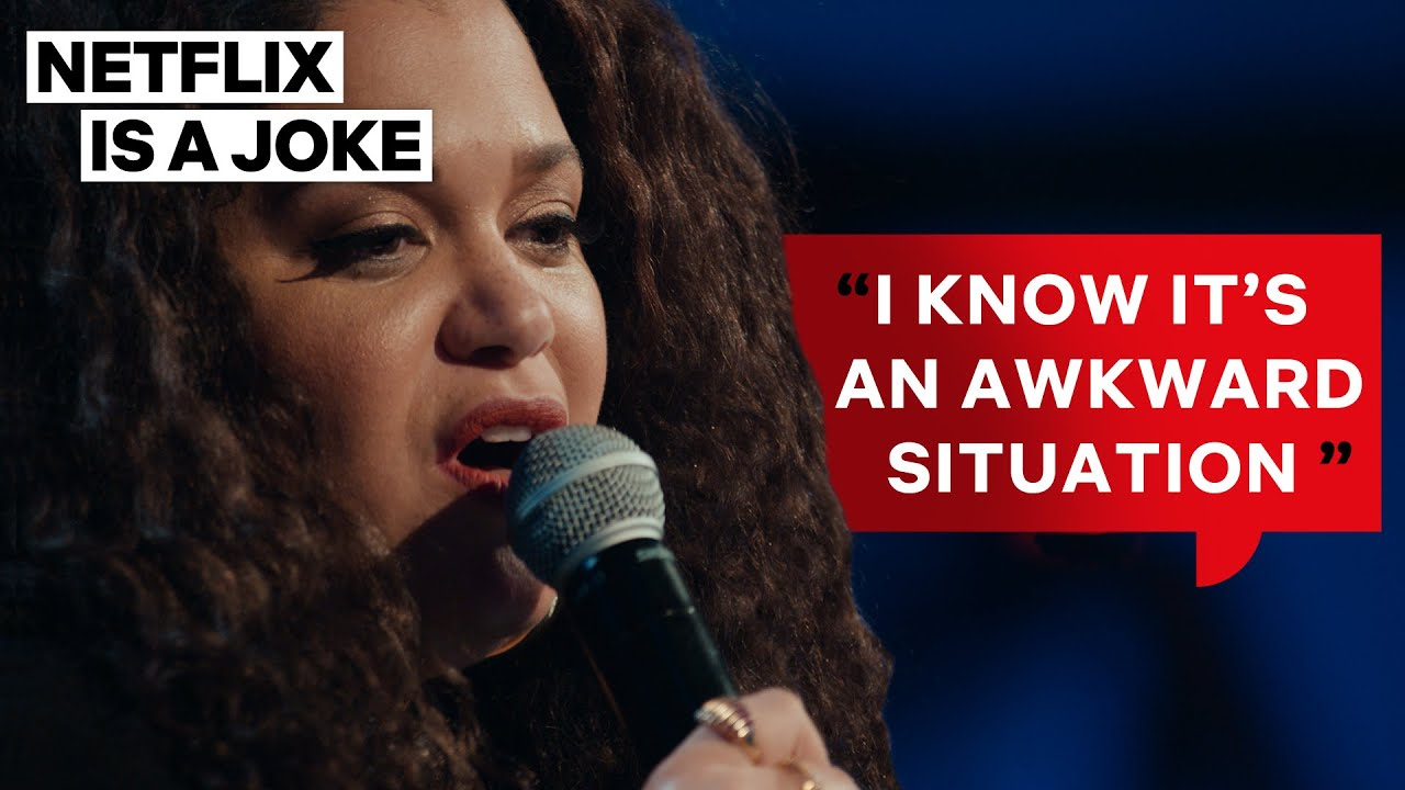 Why Michelle Buteau Farted On Her Gynecologist | Netflix Is A Joke