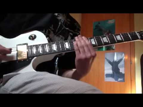 Escape The Fate - Something (cover with sweeping)