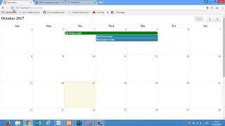Laravel Full Calendar Tutorial