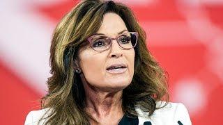Sarah Palin Says Trump Should Fire Clinton-Loving FBI Director