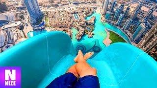 Die 10 Extremsten Wasserrutschen Der Welt