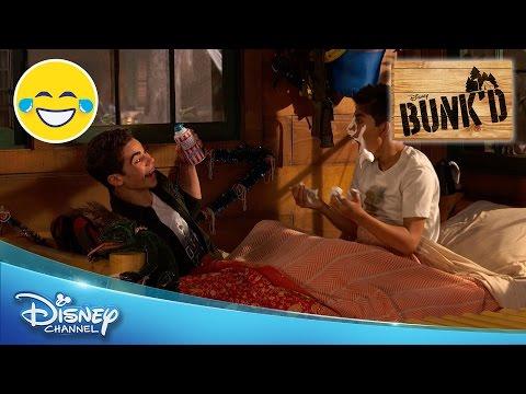 Bunk'd | Luke's Back! | Official Disney Channel UK