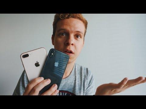 IPhone X O IPhone 8: Con Cuál Me Quedo