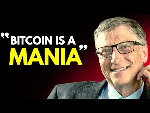 Bill Gates: Bitcoin Is DOOMED