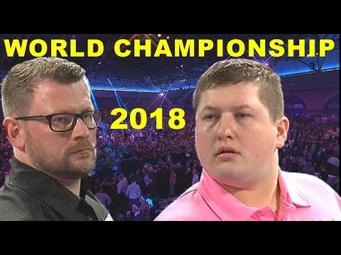 Wade v Brown (R1) 2018 World Championship