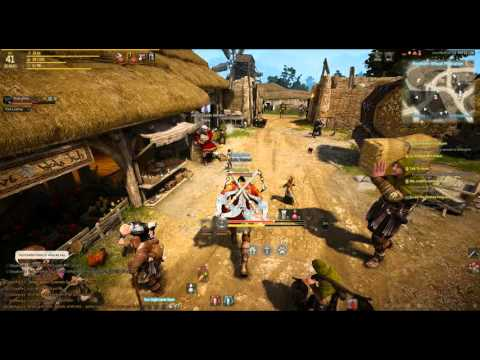 Black Desert Online Quick Trick - Energy to chat!