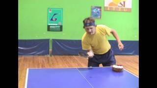 Table Tennis - короткая подрезка