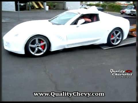 2014 Corvette Stingray Arctic White  YouTube