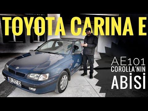 Efsane AE101 Corolla'nın Abisi | Toyota Carina E