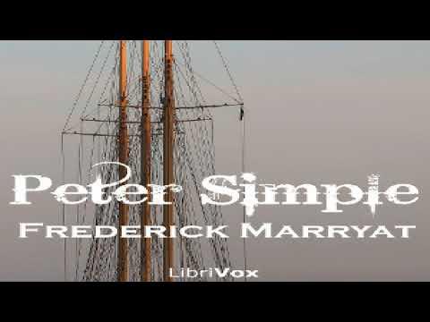 Peter Simple   Frederick Marryat   Nautical & Marine Fiction   Talking Book   English   8/9