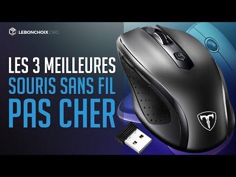 🔴 TOP 3 : MEILLEURE SOURIS SANS FIL PAS CHER 2019❓( COMPARATIF & TEST )