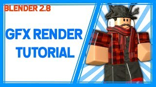 Roblox Render Tutorial | Blender 2.8