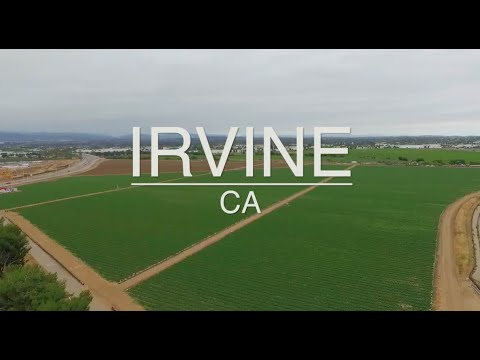 WELCOME TO IRVINE, CA (DJI PHANTOM)