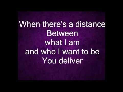 You Deliver Me-Instrumental w/lyrics