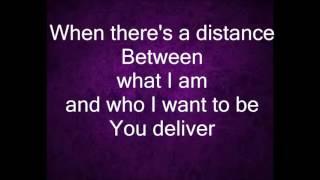 You Deliver Me-Instrumental w/lyrics