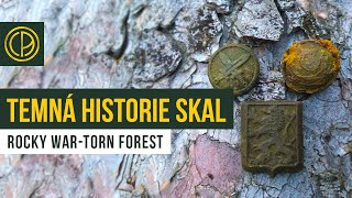 Metaldetecting: Duch války mezi skálama - Detecting rocky forest with war history