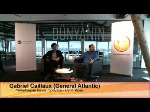 Yemeksepeti - General Atlantic Yatırım Basın Toplantısı
