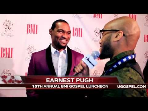 15th Annual BMI Gospel Luncheon Interview with Earnest Pugh