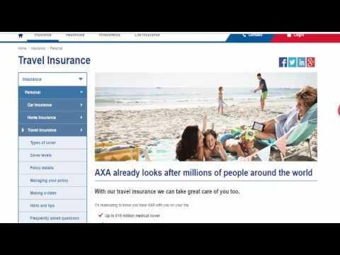 Car Insurance ! AXA UK