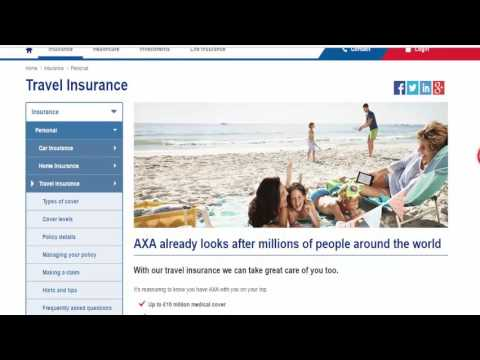 Car Insurance ! AXA UK