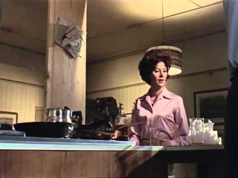 The Ipcress File (1965) - Harry impresses Courtney with his cooking skills