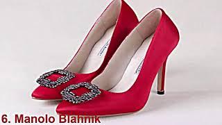 Merk Sepatu Wanita Termahal