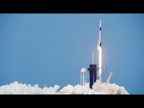 LIVE: Nasa SpaceX