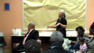 Frances Parker wins at National Recovery Month for Juvenile Justice Fund.mp4