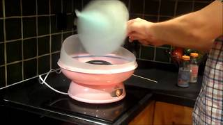 Learn How To Make The Worlds Best Sweet Cotton Candy Floss At Home Tutorial Video