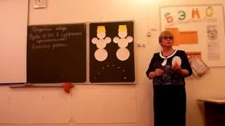 Урок Русского языка в 6 классе Смирнова Галина Федоровна