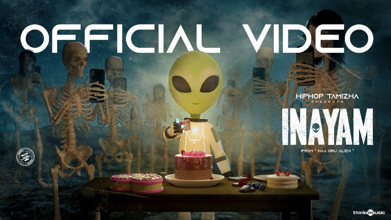 Download Hiphop Tamizha - Inayam  (Official Video) | Naa Oru Alien