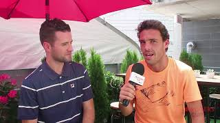 Rogers Cup 2018: Talking with Marco Cecchinato about his rapid rise