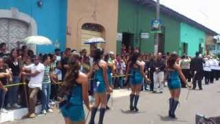 Banda Instituto Nacional Thomas Jefferson Sonsonate 2013 VideoClip