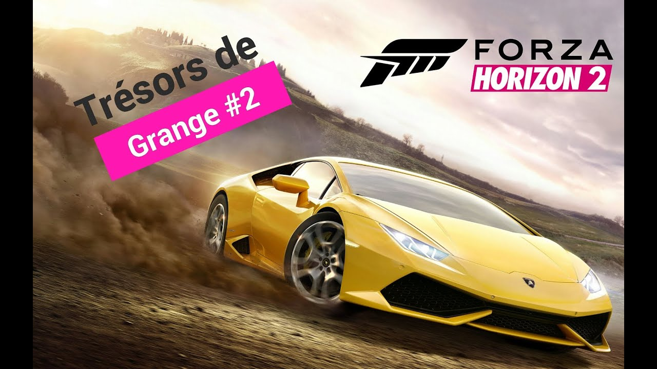 forza horizon 2 tr sors de grange 2 youtube. Black Bedroom Furniture Sets. Home Design Ideas