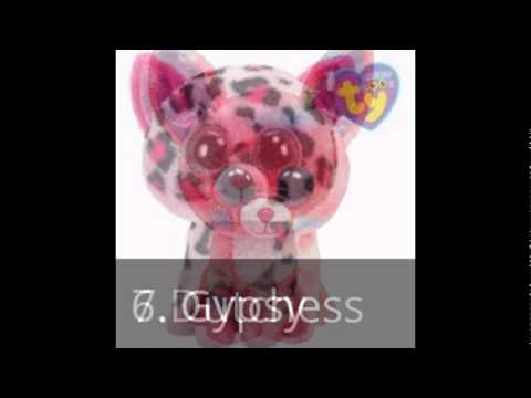 Top 10 Rare Beanie Boos - YouTube f3df32b0ada