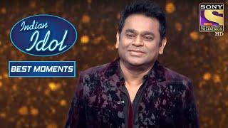 Singing Sensation A. R. Rehman आए Indian Idol के Stage पे | Indian Idol Season 12
