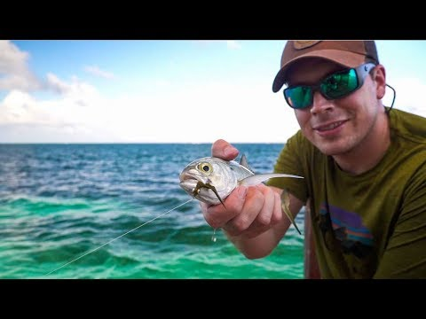 Fly Fishing Cancun, Mexico