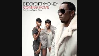 Diddy, Dirty Money - Coming Home - Acapella in 128 bpm