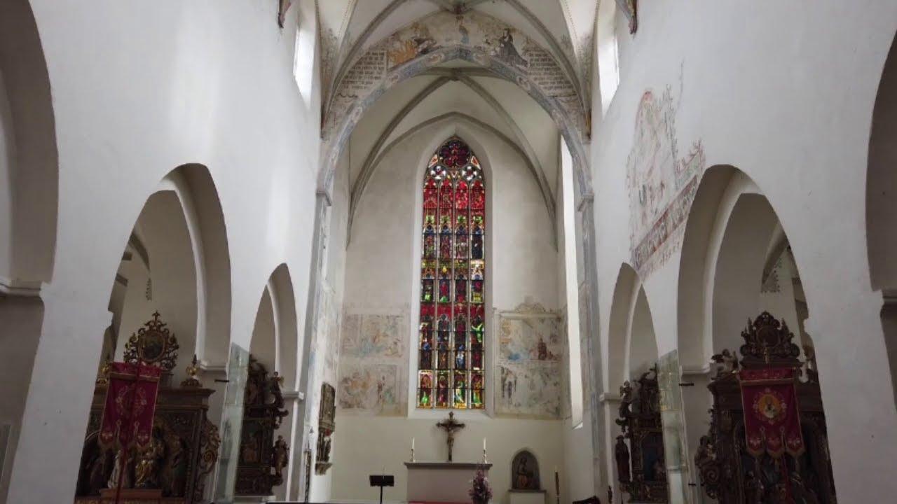 Kirchen(t)räume ausge(t)räumt - Was tun, wenn die Kirche zu groß wird?