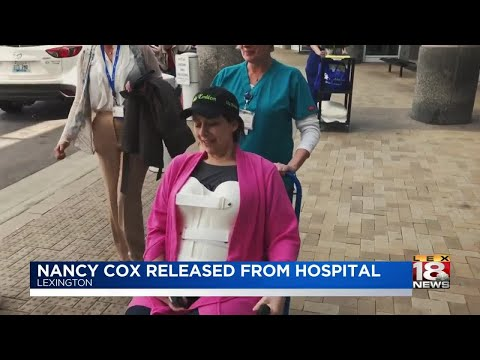 Nancy Cox Released From Hospital