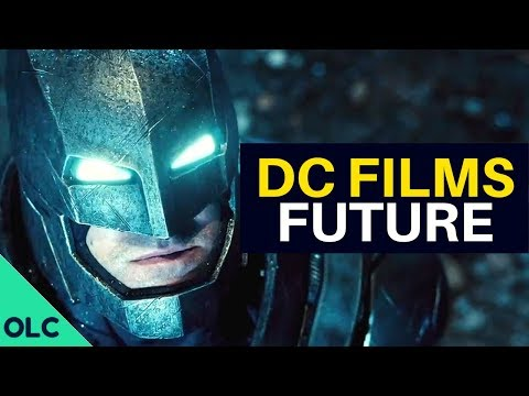 What's Next for the DC EXTENDED UNIVERSE?