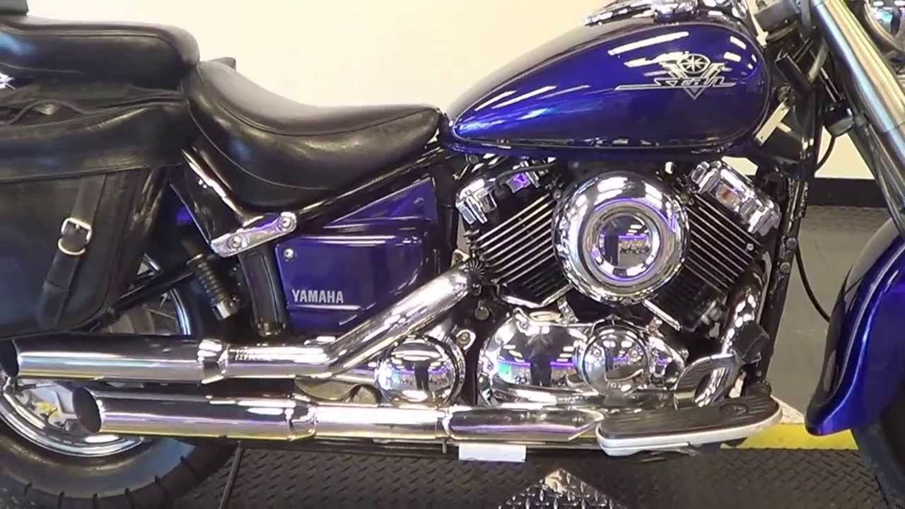 2003 yamaha v star 650 classic low miles upgrades excellent condition youtube. Black Bedroom Furniture Sets. Home Design Ideas