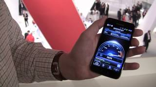Vodafone Germany LTE Speed Test Using the Samsung Galaxy SII
