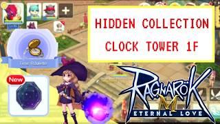 Hidden Collection Clock Tower 1F Ragnarok Mobile Eternal Love